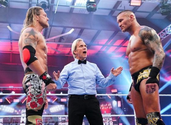 Edge Reveals When He Tore His Triceps During WWE Backlash Match With Randy Orton