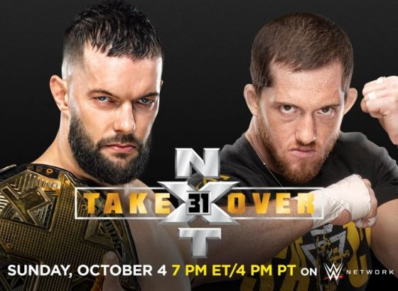 Title Matches Added To WWE NXT TakeOver: 31 Card