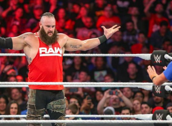 Report: WWE Thought Braun Strowman Was 2 Years Past His Peak