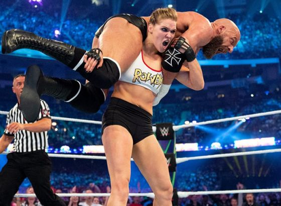 Triple H Addresses Ronda Rousey's Recent Comments, Wants Her To Return To WWE When She's Ready