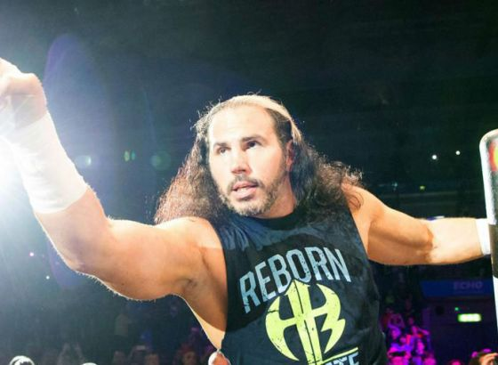 Matt Hardy Elects Not To Re-Sign With WWE; Announces That He's A Free Agent