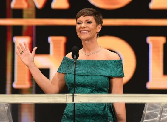 Report: Molly Holly Backstage At WWE Raw