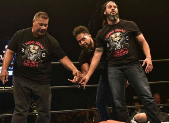Tama Tonga Comments On NJPW's Recent COVID-19 Outbreak