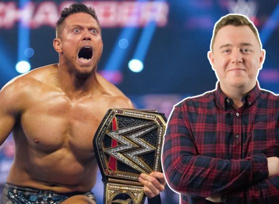 The Miz Was A Worthy WWE Champion And Played His Role To Perfection On WWE Raw