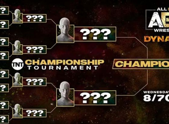 Second Half Of AEW TNT Championship Tournament Brackets Revealed