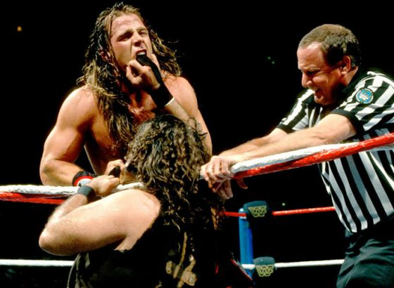 """""""It Couldn't Have Been More Perfect"""" - Shawn Michaels Reflects On 1996 WWE Match With Mick Foley"""