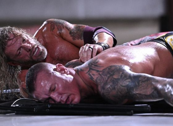 Randy Orton Challenges Edge To A Match At WWE Backlash