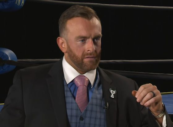 NWA Worlds Heavyweight Champion Nick Aldis Reveals Why He Hasn't Signed With AEW
