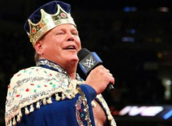 """Jerry Lawler Addresses Recent """"Ramen Noodle Moonsault"""" Comment From WWE Raw"""
