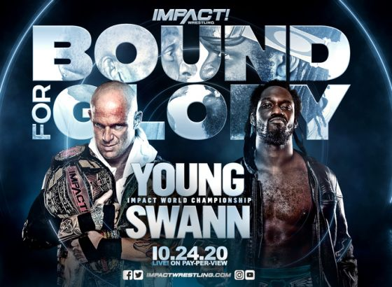 IMPACT World Championship Match Set For Bound For Glory 2020