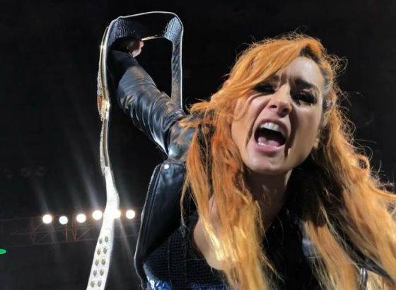 Becky Lynch Pitched An Angle Where She'd Get Attacked In The Maternity Ward