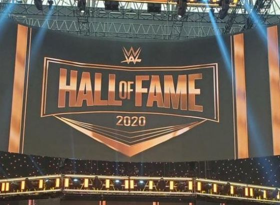 Spoilers On The WWE Hall Of Fame Taping