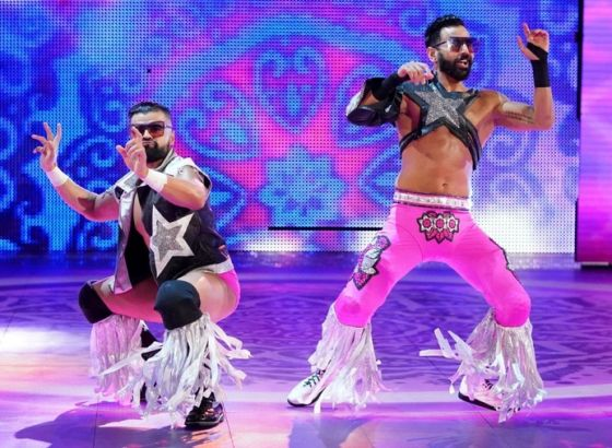 Mick Foley Encourages Promoters To Book The Bollywood Boyz