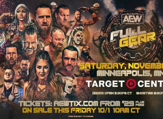 AEW Officially Confirm Full Gear Location