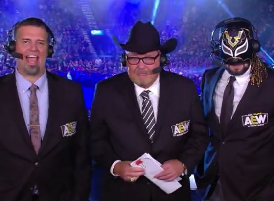 Jim Ross: AEW Planning To Resume Touring In July