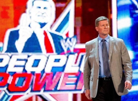 Report: John Laurinaitis Texted WWE Talent Regarding Recent Releases