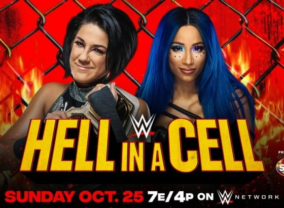 WWE Hell In A Cell 2020 Live Results