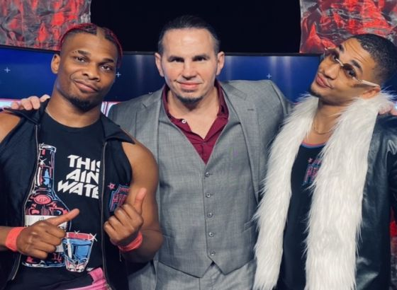Matt Hardy Involved In Car Accident, Tweets Cautionary Message