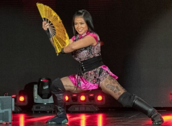 Report: WWE Pulled NXT's Xia Li From Kickboxing Fight