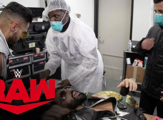WATCH: Title Changes Hands After WWE Monday Night Raw Goes Off The Air