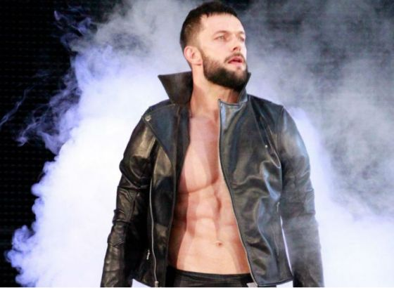 Finn Balor Couldn't Hear His Music For WWE SmackDown Re-debut