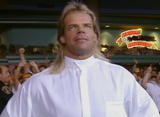 Lex Luger Feels Bad About Walking Out On WWE In 1995