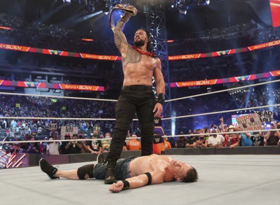 John Cena: I Finished Second Place To Roman Reigns At WWE SummerSlam 2021
