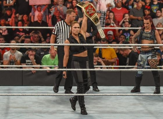 Ruby Riott Reveals How Ronda Rousey Pushed for WWE Raw Main Event After Short Elimination Chamber 2019 Match