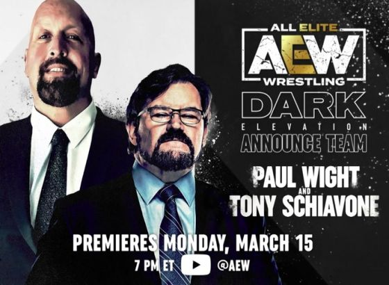 AEW Dark: Elevation To Debut On March 15