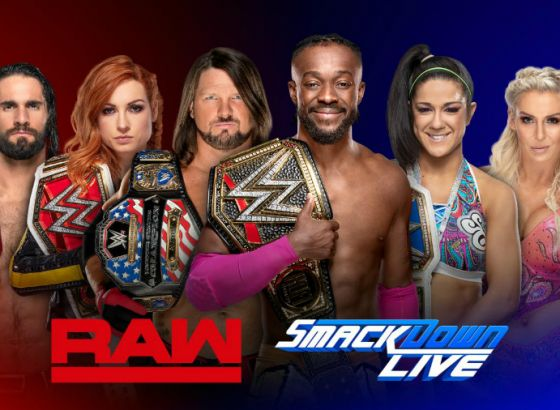 Next WWE Draft Confirmed For October, Will Be Two-Night Event