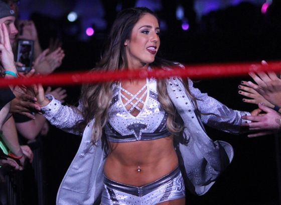 Britt Baker Reveals When She'll Be Returning To The Ring In AEW