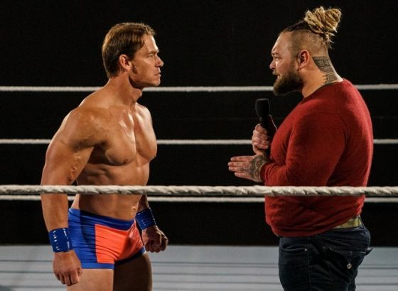 John Cena Reflects On 'Special' Firefly Fun House Match At WWE WrestleMania 36