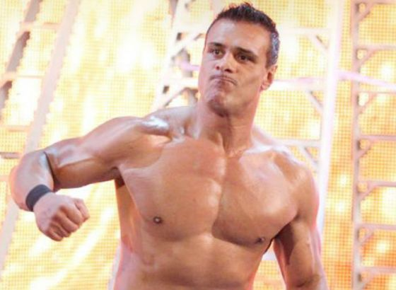 Alberto Del Rio Loses To Tito Ortiz In MMA Return