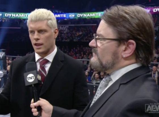Cody Rhodes To Make Announcement On AEW Dynamite