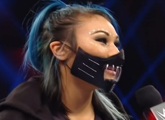 Report: Mia Yim Cut From WWE Smackdown Due To Throwback Segments