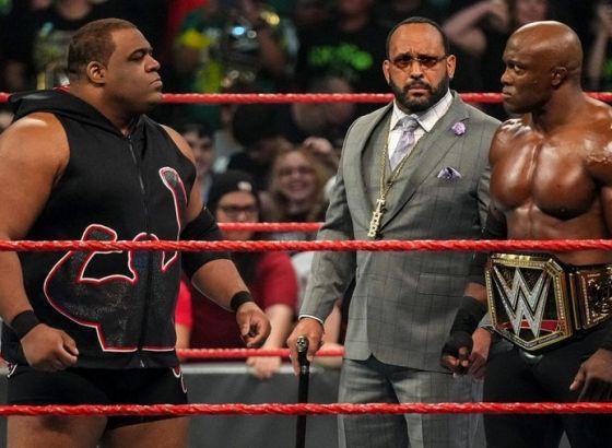 Update On Keith Lee's Return To WWE Raw Reportedly Revealed