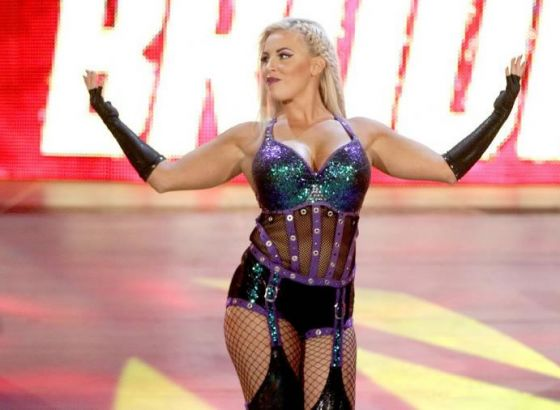 Report: Update On Dana Brooke Following WWE Raw
