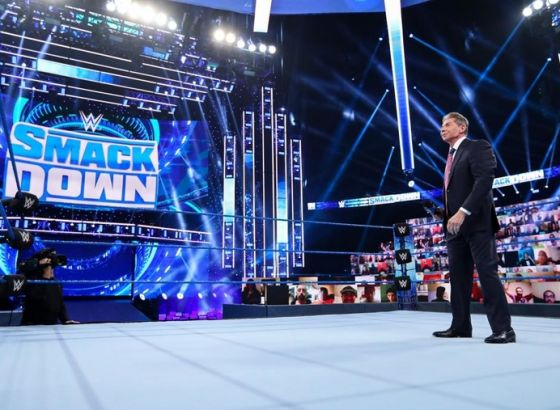 Report: WWE Talent Frustrated By Piped-In Crowd Noise