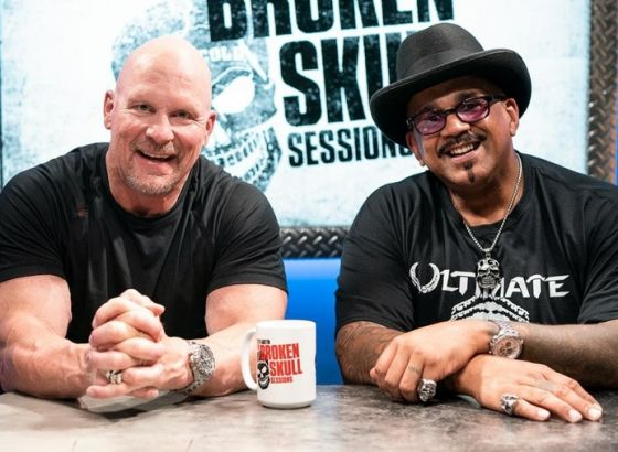 The Godfather Confirmed As Next Steve Austin's Broken Skull Sessions Guest
