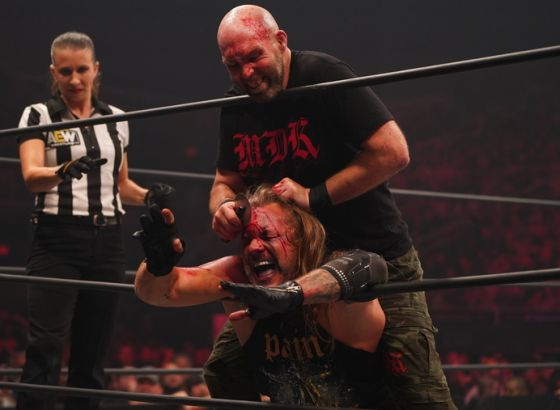 Nick Gage Details Tony Khan Interaction Following AEW No Rules Match