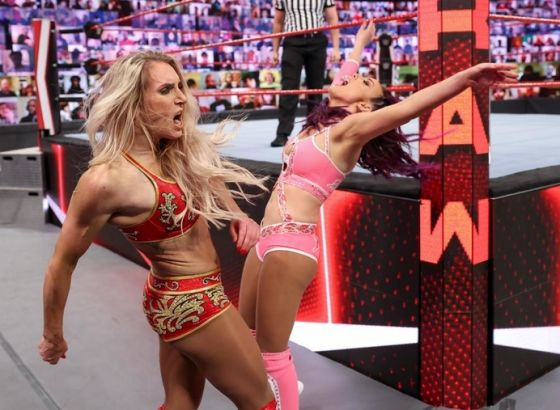 Peyton Royce's Mum Tells Charlotte Flair To Give Other Female WWE Superstars A Chance