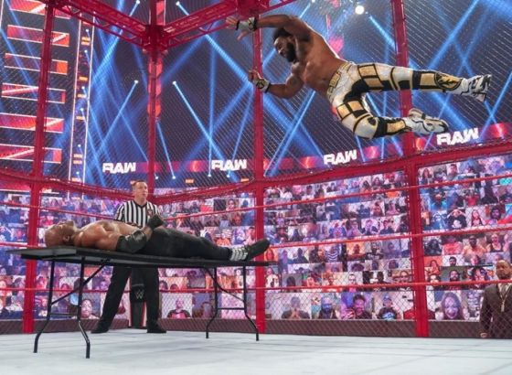 WWE's Reason For Having A Hell In A Cell Match on Raw Reportedly Revealed