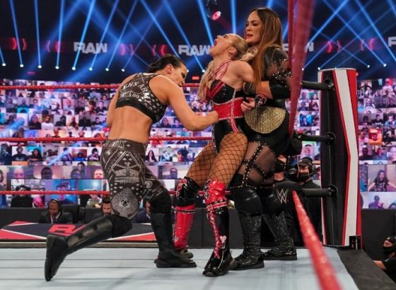 Report: Women's Tag Team Championship To Be Defended At WWE TLC 2020