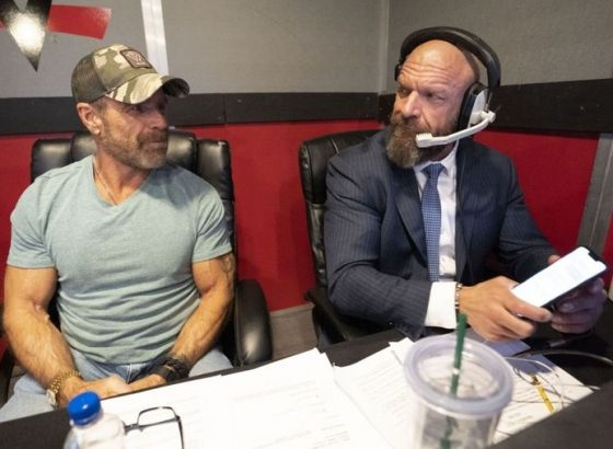 Kyle O'Reilly 'In Awe' At How Triple H & Shawn Michaels' Minds For WWE NXT Work