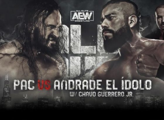 Report: Why PAC Vs. Andrade El Idolo At AEW All Out Was Scrapped Revealed