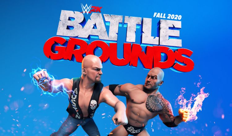 WWE 2K Battlegrounds announced