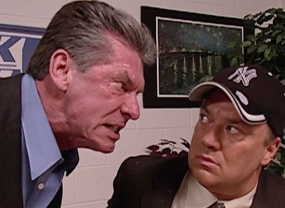 Paul Heyman Reportedly Not Given 'Heads Up' By Vince McMahon Before WWE Releases