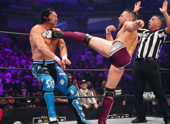 Why Kenny Omega Vs. Bryan Danielson Opened AEW Dynamite Grand Slam Reportedly Revealed