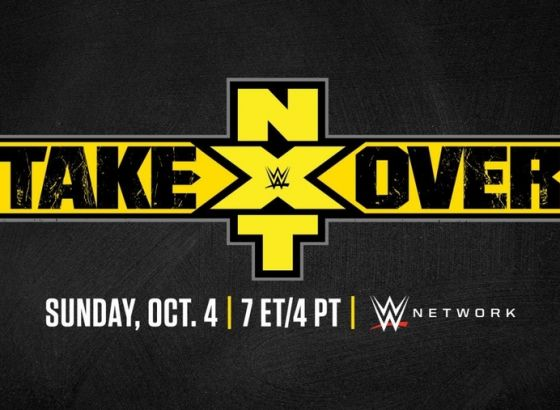 WWE Officially Announce The Next NXT TakeOver