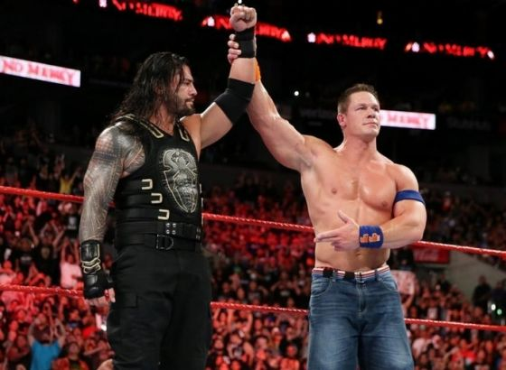 John Cena: Roman Reigns Is Currently The Best He's Ever Been In WWE